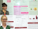 Undergraduate Psychology Students Kristen Frosio and Joanna Sarinana Win Outstanding Research Awards at the SACNAS Conference