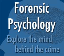 Certificate in Forensic Psychology – Current Course is 10/14 – 12/8/2019