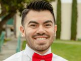 Congratulations to Undergraduate Student Manuel Gonzales