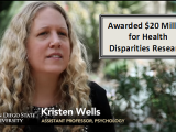 $20 Million Award Supports Regional Health Disparities Research, Partnerships