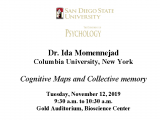 Colloquium: Dr. Ida Momennejad on Tuesday, October 12, 2019