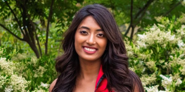 Apeksha Sridhar: 2021 Becky Award Winner
